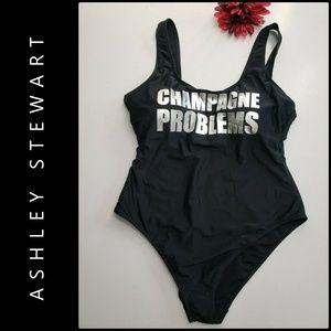 Ashley Stewart Women's One Piece Swimsuit Size 2X